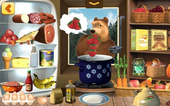 Masha and Bear: Cooking Dash screenshot 13