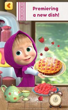 ماشا تطبخ: لعبة طبخ للاطفال تصوير الشاشة 14