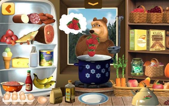 Masha and Bear: Cooking Dash screenshot 20