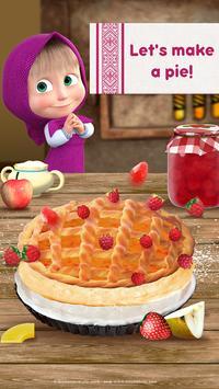 Masha and Bear: Cooking Dash screenshot 2