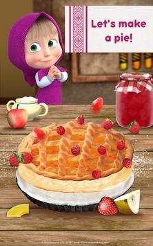 ماشا تطبخ: لعبة طبخ للاطفال تصوير الشاشة 9