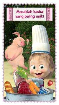 Masha Masak: game memasak screenshot 5