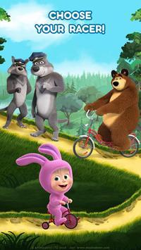Masha và chú gấu: game dua xe trò chơi đua xe ô tô