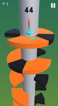 Super Spiral Ball poster