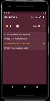 INDIRIMBO ZO GUHIMBAZA IMANA screenshot 5