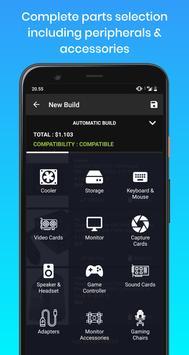 PC Builder screenshot 5