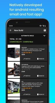 PC Builder screenshot 1