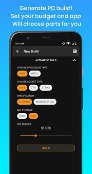 PC Builder screenshot 2