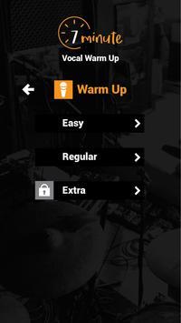 7 Minute Vocal Warm Up screenshot 3