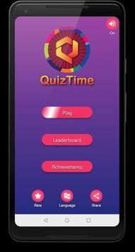 QuizTime India: Crorepati Quiz in Hindi & English poster