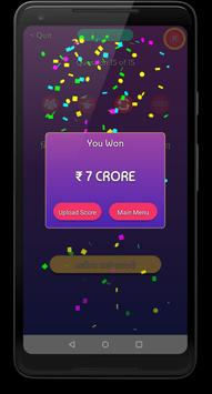 QuizTime India: Crorepati Quiz in Hindi & English screenshot 6