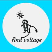 Find Voltage icon