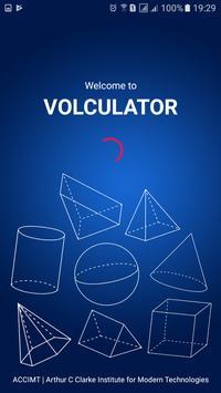 Volculator poster