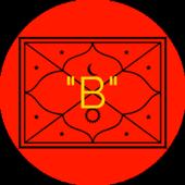 B se vyakti visesh Hindi, Bengali, Urdu, Tamil me icon