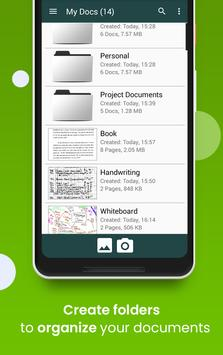 Clear Scan: Free Document Scanner App,PDF Scanning screenshot 3