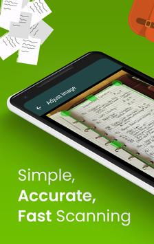 Clear Scan: Free Document Scanner App,PDF Scanning poster