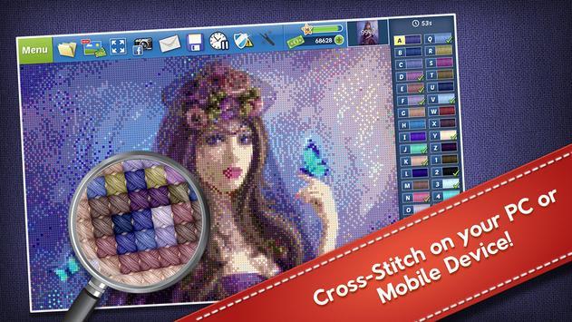 Cross-Stitch World screenshot 5