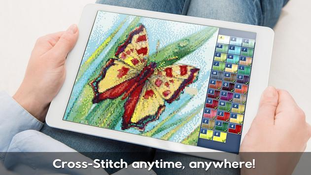 Cross-Stitch World screenshot 11