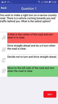 NZ DRIVING EXAM PREP 2019 screenshot 2