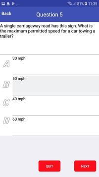 TEST FOR CAR EXAM 2019 screenshot 1