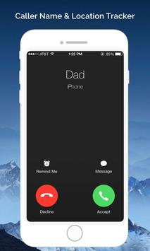 Caller Name , Location Tracker & True Caller ID screenshot 1