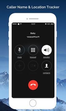 Caller Name , Location Tracker & True Caller ID screenshot 2
