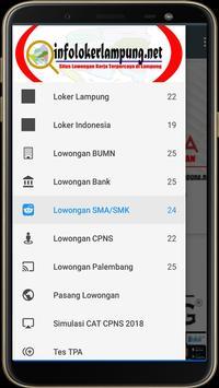 Info Loker Lampung постер