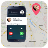 Mobile Number Location Tracker icon
