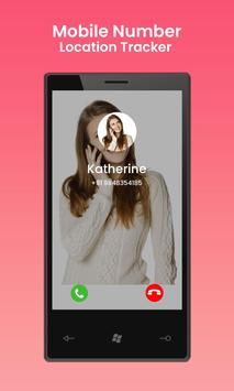 Mobile Number Location Tracker screenshot 1