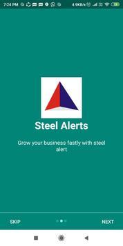 Steel Alerts screenshot 1