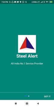 Steel Alerts screenshot 2