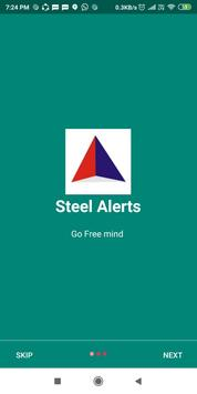 Steel Alerts screenshot 4
