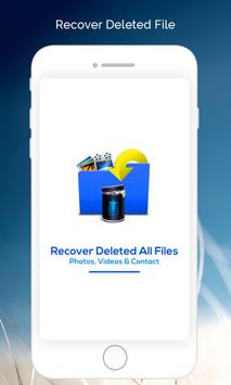 Recover Deleted All Files, Photos, Videos&Contact poster