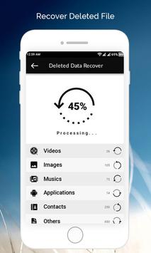 Recover Deleted All Files, Photos, Videos&Contact screenshot 9