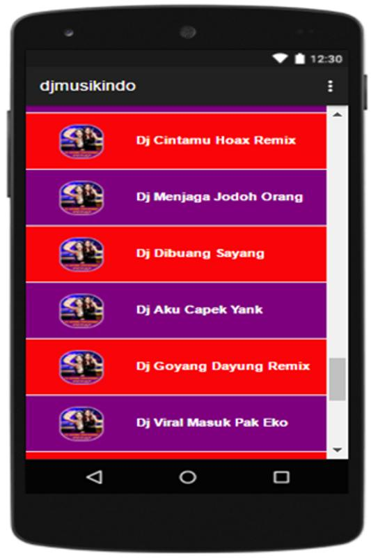 Dj Musik Indonesia Viral For Android Apk Download