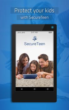 SecureTeen تصوير الشاشة 6