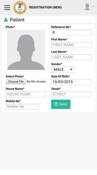Amala Hospital - HOMES Online screenshot 1