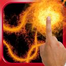 Electric screen prank. Touch it! Live wallpaper APK