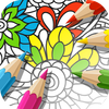 Coloring Book for Adults Anti-Stress icon