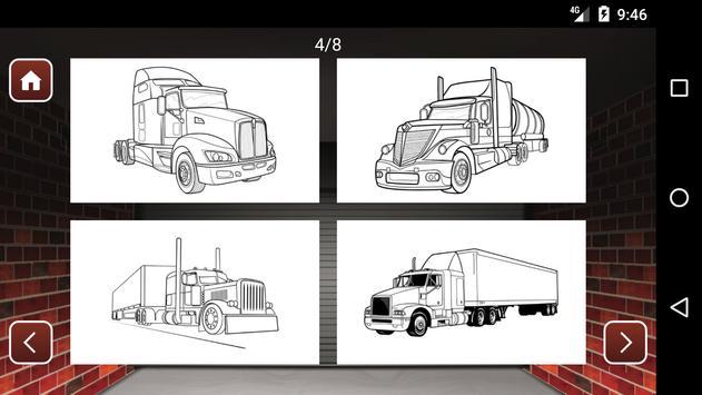Best Cars Coloring Book Game screenshot 8