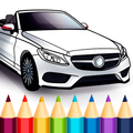 World Cars Coloring Book