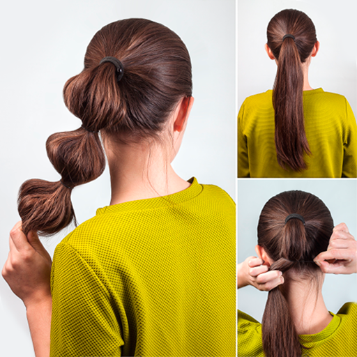 Easy Hairstyles step by step DIY