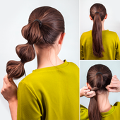 Easy Hairstyles step by step icon