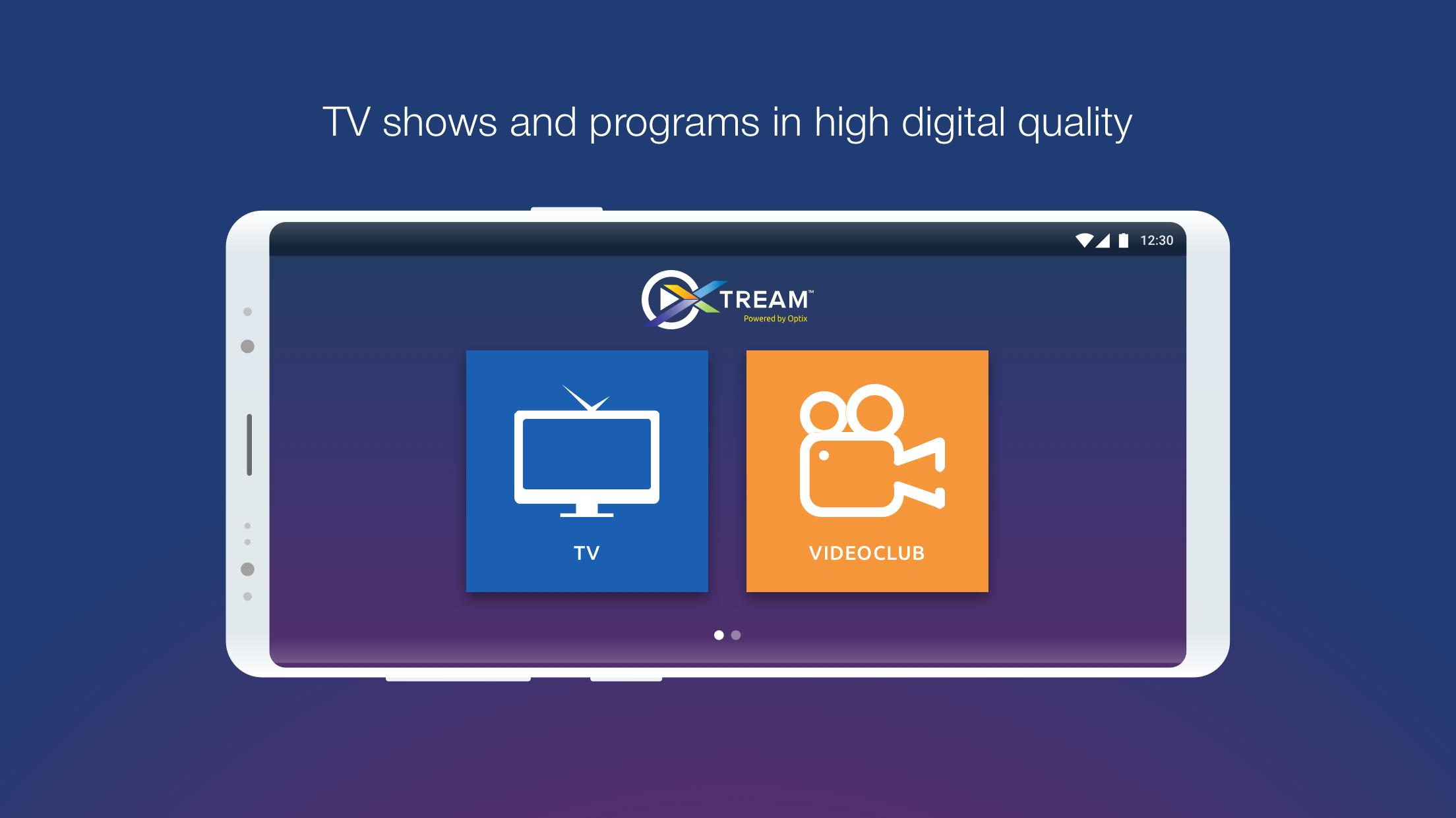 Xtream TV for Android - APK Download