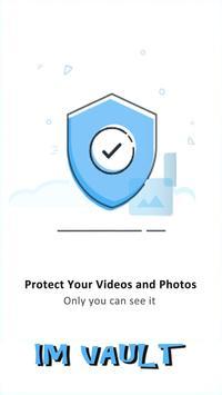 IM Vault : Hide Images & Videos, App Lock screenshot 1
