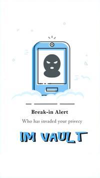 IM Vault : Hide Images & Videos, App Lock screenshot 2