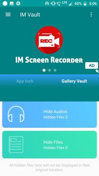 IM Vault : Hide Images & Videos, App Lock screenshot 6