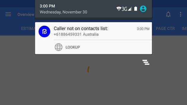 Identify the Unknown Caller screenshot 5