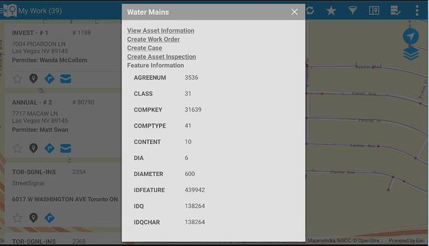 Infor Field Inspector screenshot 3