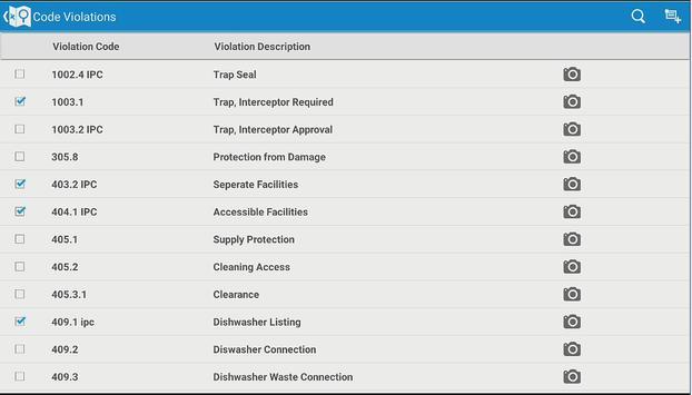 Infor Field Inspector screenshot 5